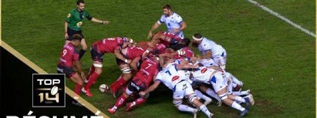 TOP 14 RD 6 HIGHLIGHTS: Toulon vs Castres
