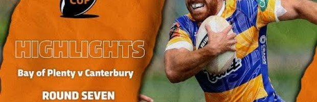 Mitre 10 Cup RD 7 Highlights: Bay of Plenty v Canterbury