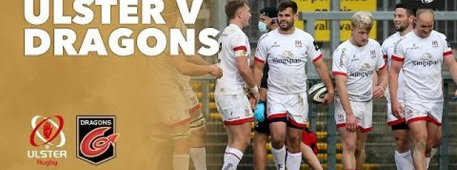 PRO 14 RD 3 Highlights: Ulster Rugby Vs Dragons