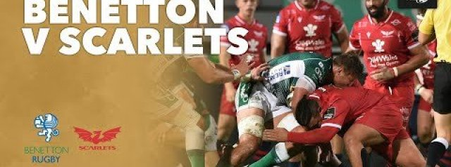 PRO 14 RD 3 Highlights: Benetton Rugby Vs Scarlets