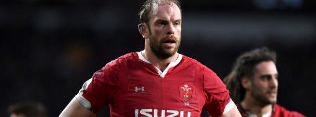 Alun Wyn Jones to break test record against Scotland