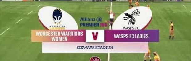 Wasps bank first win of the season against Worcester Warriors |