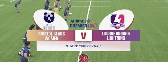 Loughborough Lightning make it three wins from three at Bristol Bears | Round 3 highlights