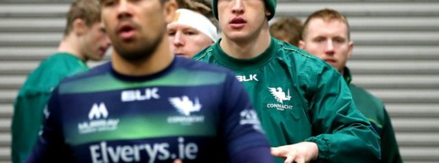 Daly joins Connacht on short-term deal