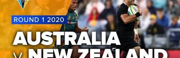 Tri Nations 2020 | Australia v New Zealand - Rd 1 Highlights