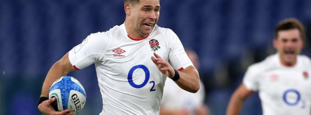 Ben Youngs stars in his 100th test as England grab a bonus point win over Italy