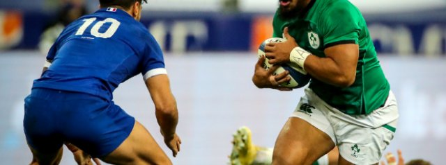 France turn it on as Ireland crumble