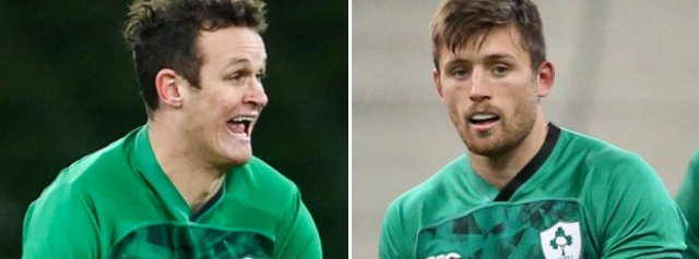 No Sexton or Henshaw: How Ireland could line up against England