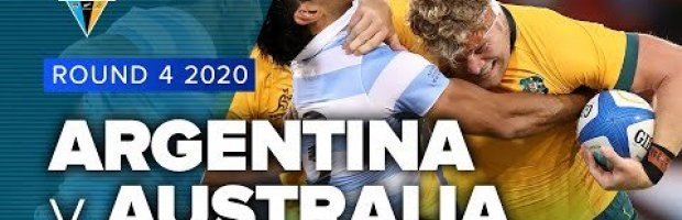VIDEO HIGHLIGHTS: Argentina v Australia
