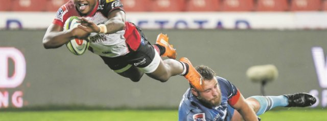 Toulouse put feelers out for Lions centre