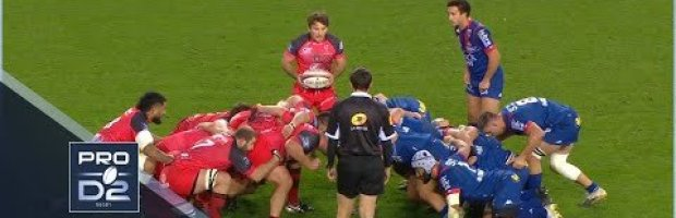 VIDEO HIGHLIGHTS: Grenoble v Rouen Rugby