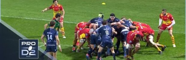 VIDEO HIGHLIGHTS: Vannes v Perpignan