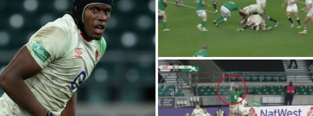Analysis: Maro Itoje's all action performance against Ireland