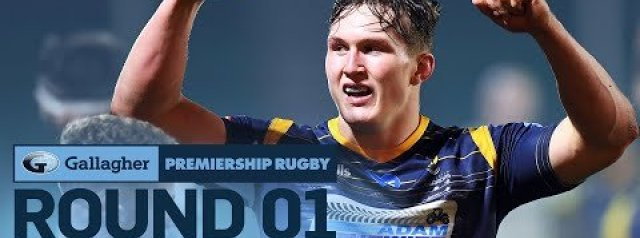 Round 1 Extended HIGHLIGHTS   Premiership 2020/21