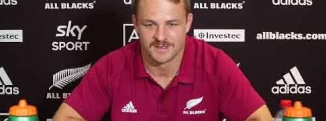Sam Cane Press Conference