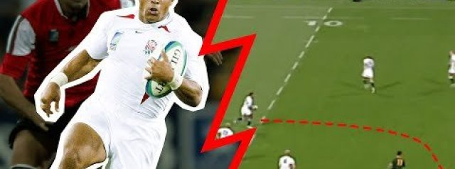 England's greatest ever winger? Jason Robinson's world-class rugby moments