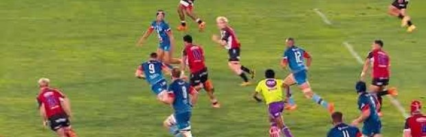 Super Rugby Unlocked | The best tries in November