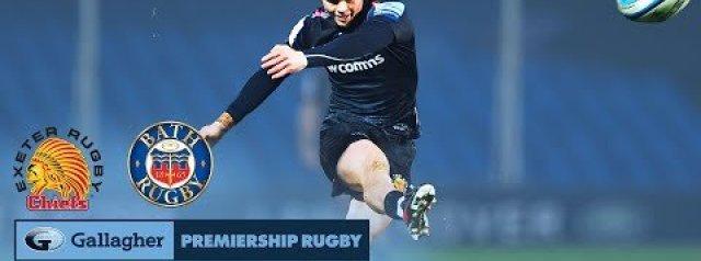 Premiership Highlights: Exeter v Bath