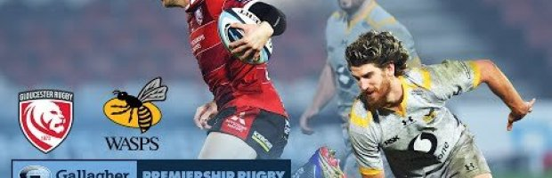 Premiership Highlights: Gloucester v Wasps