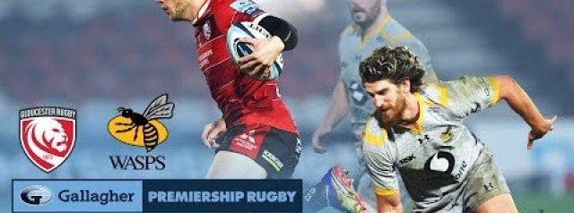 Premiership Highlights: Gloucester v Wasps