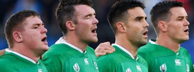 Ireland have 'no intention' of changing selection policies