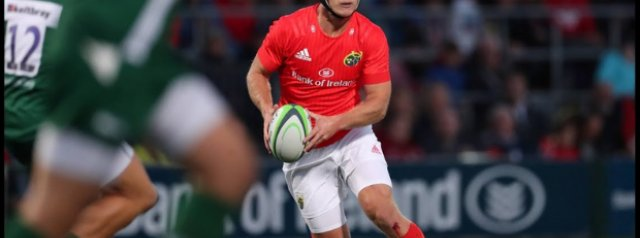 Former Munster number 10 joins Hurricanes coaching staff