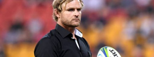 Scott Robertson 'likely' to be involved with Lions in 2021