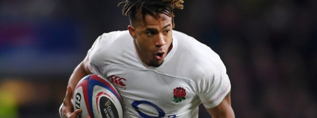 Anthony Watson returns for Autumn Nations Cup Final