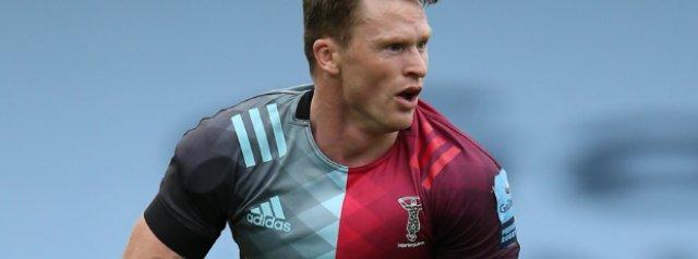 Chris Ashton at fullback for Quins trip to Kingsholm