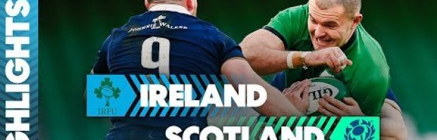 Ireland v Scotland | Earls Double In Big Hitting Third Place Pla