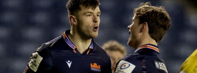 Blair Kinghorn pens new Edinburgh deal