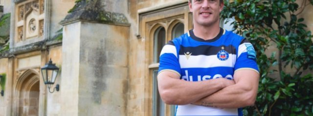 Bath welcome new South African fly-half