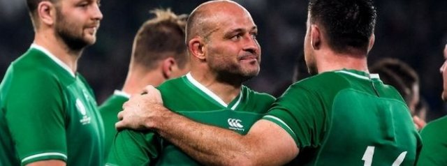 Rory Best takes up mentoring role with Ulster