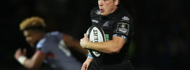 Scotland centre Sam Johnson agrees new deal with Glasgow Warriors