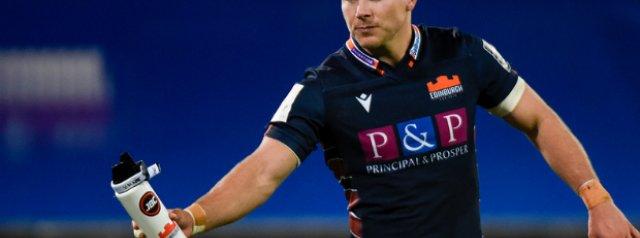 Van der Walt to remain in the Edinburgh no.10 jersey