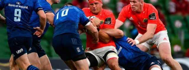 Clash of the Irish Titans - Munster vs Leinster