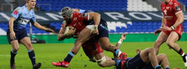 Welsh derby clash - Scarlets vs Cardiff Blues
