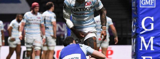 Knee injury rules Vakatawa out of French training camp