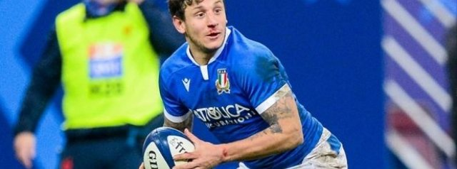 'Physically and mentally tired' - Matteo Minozzi opts against joining Italy's Six Nations