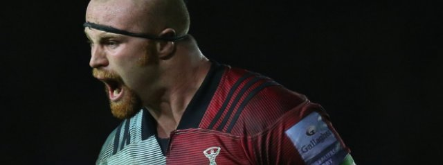 Chisholm brothers extend stay at Quins