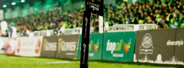 Fixtures for the remainder of the PRO14 confirmed