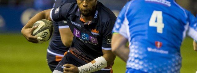 Viliame 'Bill' Mata extends stay at Edinburgh