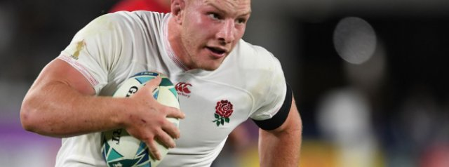 Underhill out of England Six Nations squad