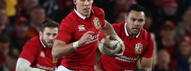 Australia make 'game-changing' intervention to host the British and Irish Lions Tour - report