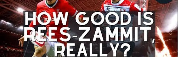 Louis Rees-Zammit Rugby Analysis - How Good Is He, Really? Wales