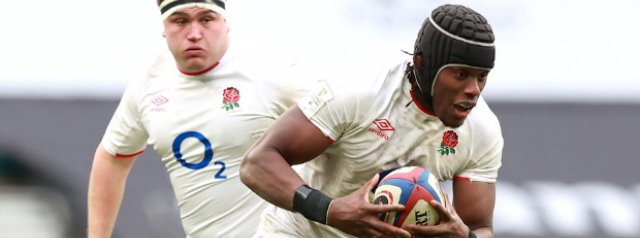 Eddie Jones changes two up front for Welsh test