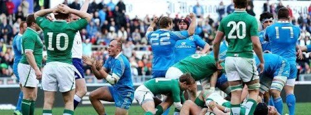 Classic Match: Italy v Ireland 2013