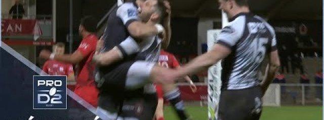 HIGHLIGHTS: Rouen Rugby v US Oyonnax