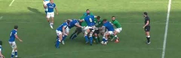 Why Maul Sideways?: A look at Ireland's clever 2nd try against I