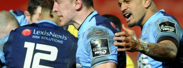 Cardiff Blues to become Cardiff Rugby in re-branding move